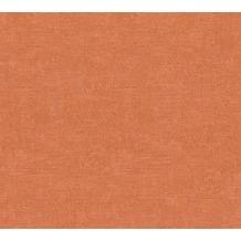 Livingwalls Vliestapete Titanium 2 Tapete metallic orange 359997 10,05 m x 0,53 m