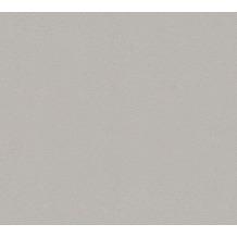 Livingwalls Vliestapete Trendwall Tapete Uni beige grau metallic 372721 10,05 m x 0,53 m
