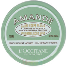 L'Occitane Almond Delightful Body Balm 100 ml