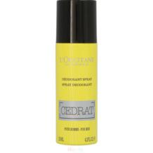 L'Occitane Cedrat Deo Spray For Men 130 ml
