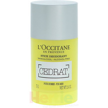 L'Occitane Cedrat Deodorant Stick 75 gr