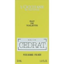 L'Occitane Cedrat Eau de Toilette  50 ml