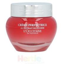 L'Occitane Pivoine Sublime Skin Perfecting Cream All skin types - With Peony extract, Hautperfektionierende Gesichtscreme 50 ml