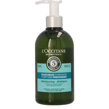 L'Occitane Purifying Freshness Shampoo - 500 ml
