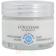 L'Occitane Shea Butter Light Comforting Cream - 50 ml