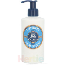L'Occitane Shea Butter Rich Body Lotion 250 ml