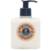 L'Occitane Shea Butter Ultra Rich Hand & Body Wash - 300 ml