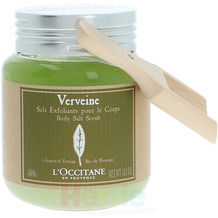 L'Occitane Verveine Body Salt Scrub 400 gr