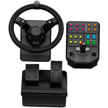 Logitech® G Saitek Farm Sim Controller, Heavy Equipment Bundle