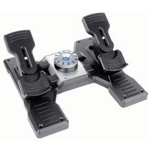 Logitech® G Saitek PRO Flight Rudder Pedals - USB - WW