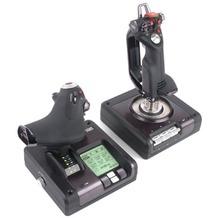 Logitech® G Saitek X52 Pro Flight Control System - USB - WW