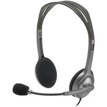 Logitech® H111 - Stereo Headset - Analog (3,5mm Klinke)