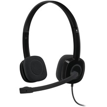 Logitech® H151 - Stereo Headset - Analog (3,5mm Klinke)