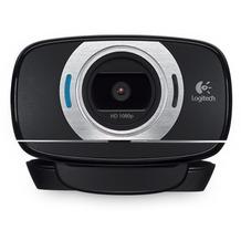 Logitech® C615, Webcam, 1920 x 1080 Pixel, schwarz