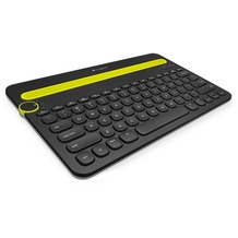 Logitech® K480 - Bluetooth Multi-Device Tastatur - black - (qwertz / DE)