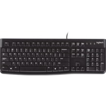 Logitech® Keyboard K120 for Business Whi