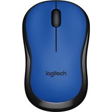 Logitech® M220 Silent Blue - 2.4GHZ - EMEA