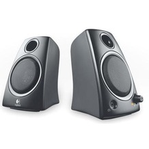 Logitech® Z130 Speakers - BLACK - PLUGG - EMEA