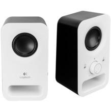 Logitech® Z150 Speaker 2.0 6Watt Snow White Black