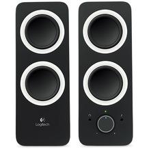 Logitech® Z200 Speaker 2.0 Midnight Black UK