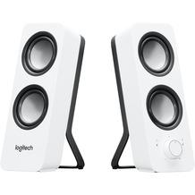 Logitech® Z200 Speaker 2.0 Snow White