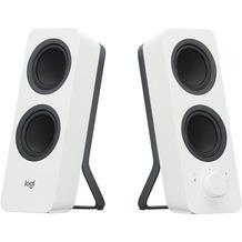 Logitech® Z207 weiß Bluetooth-Lautsprecher