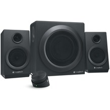 Logitech® Z333 Multimedia Speaker black