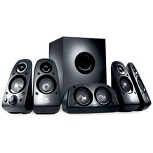 Logitech® Z506 Surround Sound Speakers - PLUGG - EMEA