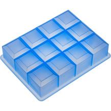 Lurch Eisformer Würfel 4x4cm eisblau