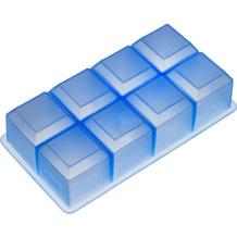 Lurch Eisformer Würfel 5x5cm eisblau