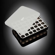 Lurch ICE FORMER Würfel 2x2cm schwarz transparent