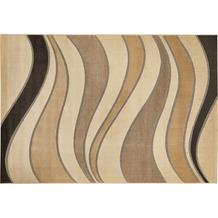 Luxor Living Teppich CASTELL beige-braun gemustert 60 x 110 cm