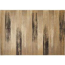 Luxor Living Teppich CASTELL Braun gemustert 60 x 110 cm