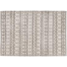 Luxor Living Teppich Hägga grau uni 130 x 190 cm