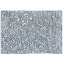 Luxor Living Handwebteppich Pantin, blau 170 cm x 240 cm
