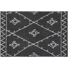 Luxor Living Teppich Pula anthrazit-weiß 79810 80 x 150
