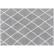 Luxor Living Teppich Pula silber-weiß 79803 80 x 150