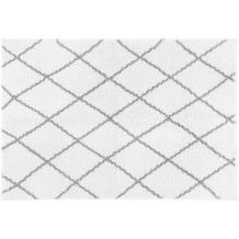 Luxor Living Teppich Pula weiß-silber 79803 80 x 150
