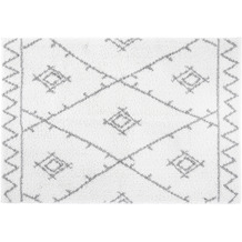 Luxor Living Teppich Pula weiß-silber 79810 80 x 150