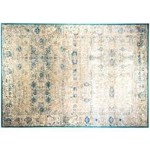 Luxor Living Teppich Rossini creme-türkis 200 cm x 285 cm
