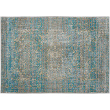 Luxor Living Teppich Sorrento türkis gemustert 133 x 190 cm