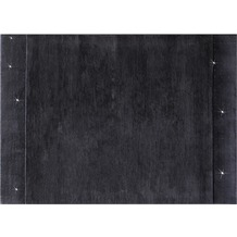 Luxor Style Teppich Noblesse anthrazit 140 x 200 cm