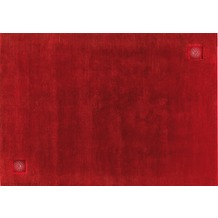 Luxor Style Nepal-Teppich Princess rot 140 x 200 cm
