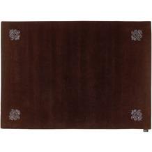 Luxor Style Nepalteppich Queen braun 140 x 200 cm