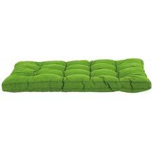 MADISON Paletten-Sitzkissen Basic, grün 50% Baumwolle / 50% Polyester