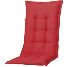 MADISON Panama red Auflage hoch 75% BW 25% Polyester