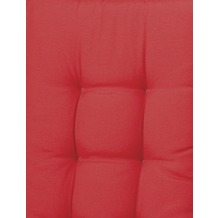 MADISON Panama red Bankauflage 110 75% BW 25% Polyester