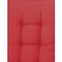 MADISON Panama red Bankauflage 140 75% BW 25% Polyester