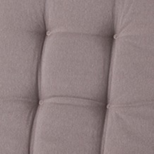 MADISON Panama taupe Bankauflage 140 cm 75% Baumwolle 25% Polyester