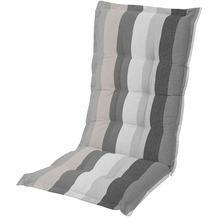 MADISON Victoria Sesselauflage hoch grau